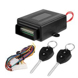 Universal Auto Alarm Systeme Auto Remote Zentrale Kit Türschloss Keyless Entry System Zentral Verriegelung mit Fernbedienung 402/ t402