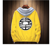 Dragon Ball Styled Lightweight Jacket (Many Styles)