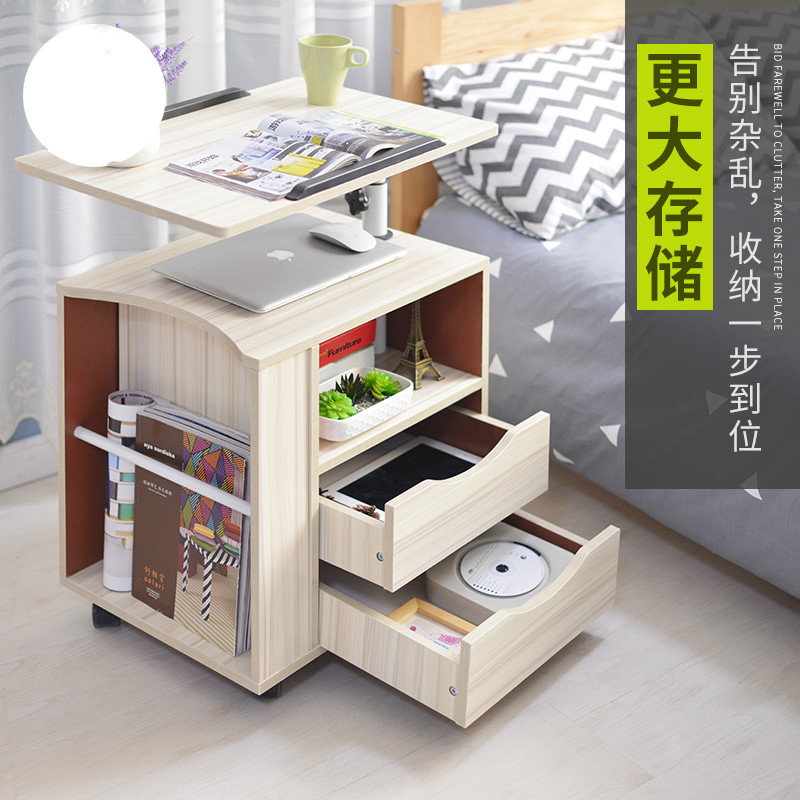 Louis De Mode Mobile Ordinateur Portable Bureau De Chevet Table
