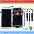LL TRADER White LCD Replacement Screen for Samsung Galaxy S4 i9500 LCD Digitizer Display Assembly with Touch Screen +Tools