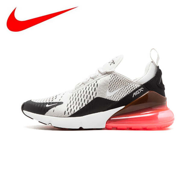 Original New Arrival Authentic Nike Air Max 270 180 Mens Running Shoes Sport Outdoor Sneakers Comfortable Breathable AH8050 003