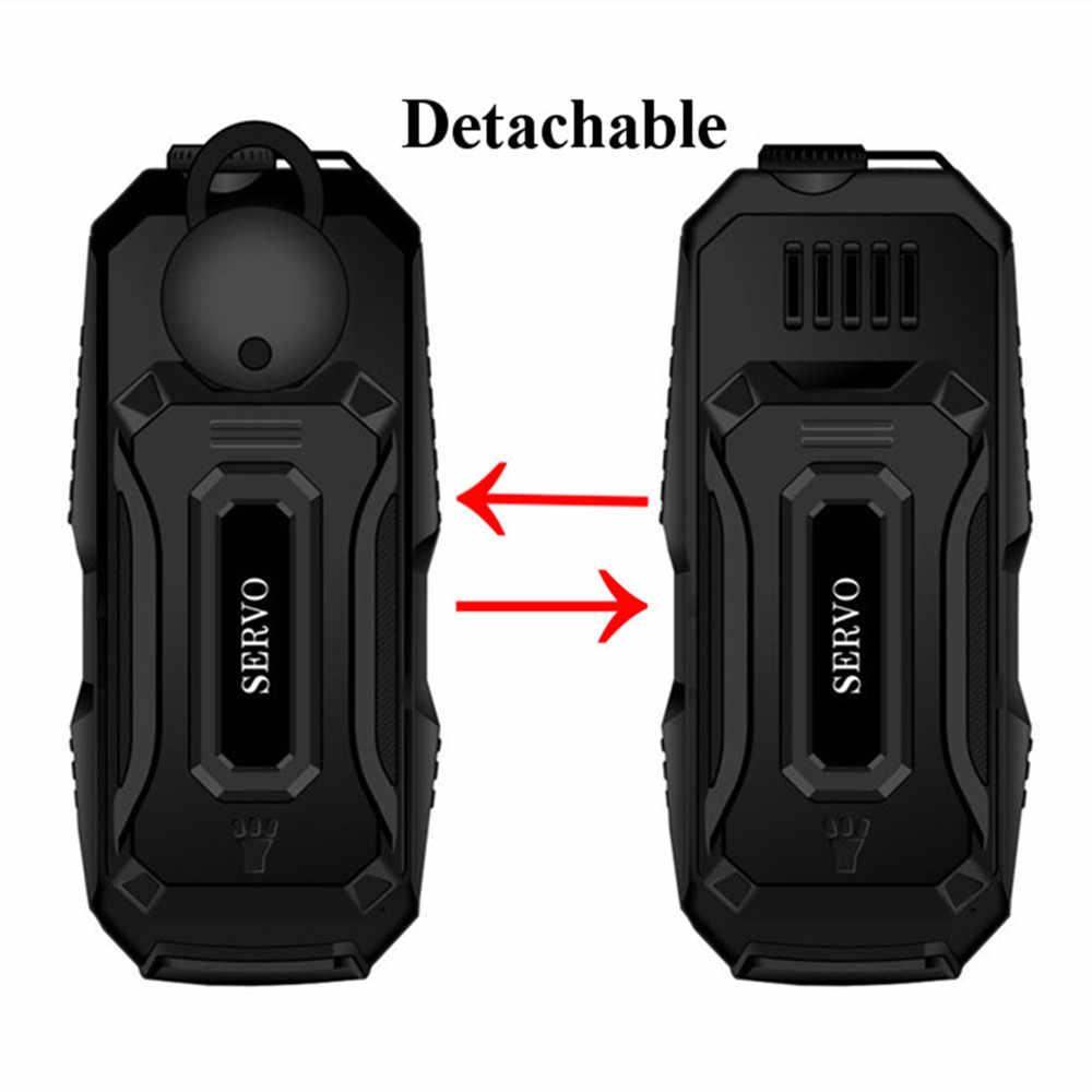 """SERVO S07 Bluetooth Dialer Điện Thoại Di Động nhỏ 0.66 """"Tiny Màn Hình GSM Bức Xạ Thấp Dual SIM Bluetooth Tai Nghe Nhỏ Nhất Điện Thoại Di Động"""