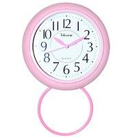 Creative Wall Clocks Home Decor Bedroom Watch Mechanism Pow Patrol Kids Bathroom Clock Guess Women Relogio De Parede 50ZB013
