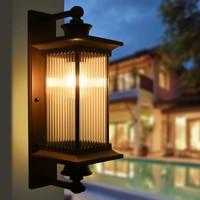 Les Loges Du Park Hotel наружный настенный светильник наружный водостойкий дверной светильник для двора для отеля дверной столб настенный светильни