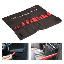 BU-Bauty 11 шт. профессиональная автомобильная дверная приборная панель для приборной панели, формовочный зажим, фиксатор, набор инструментов для рычага, автомобильный набор инструментов