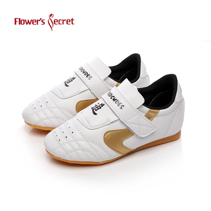2018 Taekwondo New Shoes Adult Breathable Soft Niujin Shoes Taekwondo Karate Martial Arts Sports Shoes