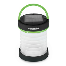 Suaoki SB-6038 светодиодный фонарь на солнечной батарее для кемпинга