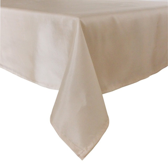 0cd9f548f269b Free Shipping Hot sale Christmas tablecloth Table Cover, table cloth White  & Black for Banquet Wedding Party Decor P4524