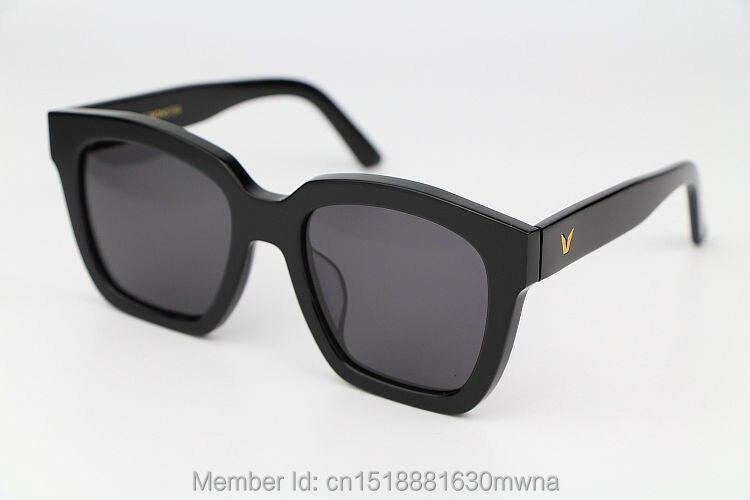 GENTLE MAYA Brand Sonnenbrille Square Frame The Dreamer Polarized - Bekleidungszubehör - Foto 2