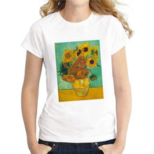 New Michelangelo Sistin T-shirts Women Harajuku Ulzzang Tumblr Kawaii Femme T shirt Casual Tops Tee Vintage Womens