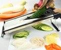 Многофункциональный Нержавеющей стали для нарезки овощей Картофель измельченные Морковь Срез Измельчитель Овощей Инструмент