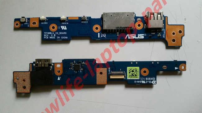 ФОТО original TP300LA USB SD IO BOARD TP300LA_IO_BOARD test good free shipping