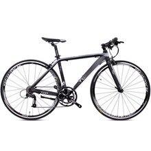 Фотография Lightweight aluminium bike frame 700C wheel diameter TW736 straight handlebar professional road bicycle