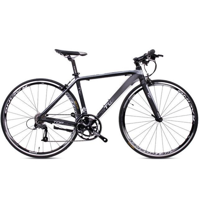 Lightweight Aluminium Bike Frame 700c Wheel Diameter Tw736