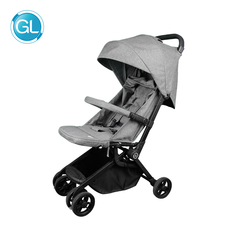 size 40 9680f f0812 GL Baby Stroller 3 in1 Four Wheels Strollers For Newborns Folding Easy To  Carry Portable Baby Carriage Environmental Materials