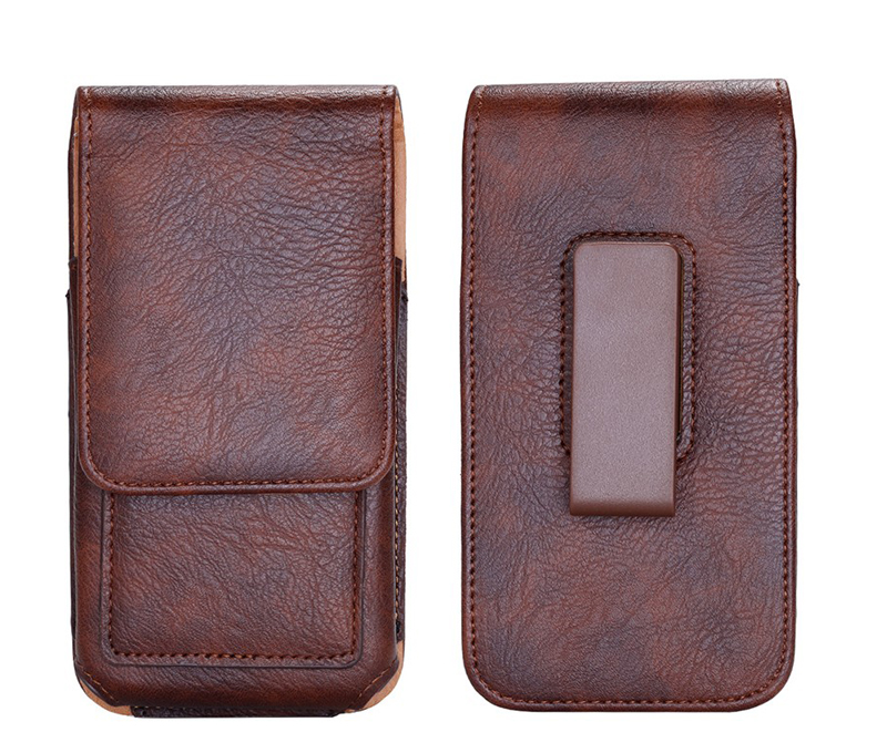 Rotary Holster Belt Clip Mobile Phone Leather Case Pouch For Asus Zenfone Max Plus (M1),Zenfone 4 Pro,Zenfone 4 ZE554KL,VIVO V9