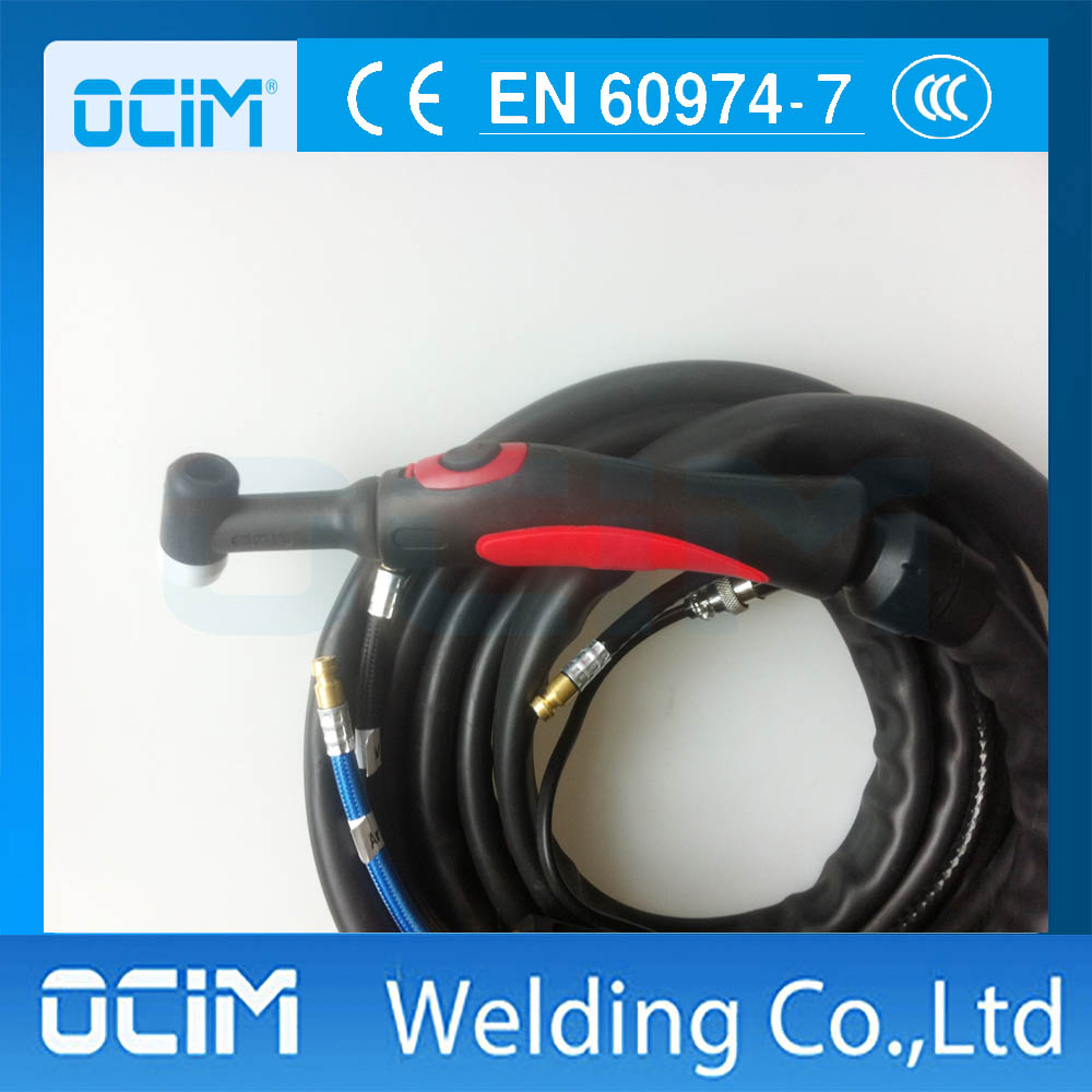 WP18 Water Cooled Tig Torches 4M