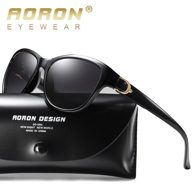 AORON Fashion Womens Polarized Sunglasses Women Classic Sun Glasses Eyeglasses Accessories