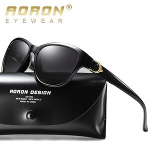 AORON Fashion Womens Polarized Sunglasses Women Classic Sun Glasses Eyeglasses Accessories(China)