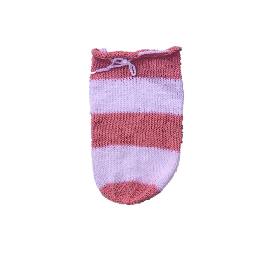 Jongens en meisjes 5 kleuren pakket pasgeboren baby mooie handgeweven - Beddegoed - Foto 4