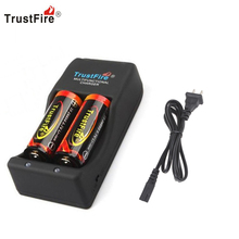 FS! TrustFire TR-006 Multifunctional Battery Charger + 26650 Protected 5000mAh 3.7V Li-ion Rechargeable (WF-BC29)