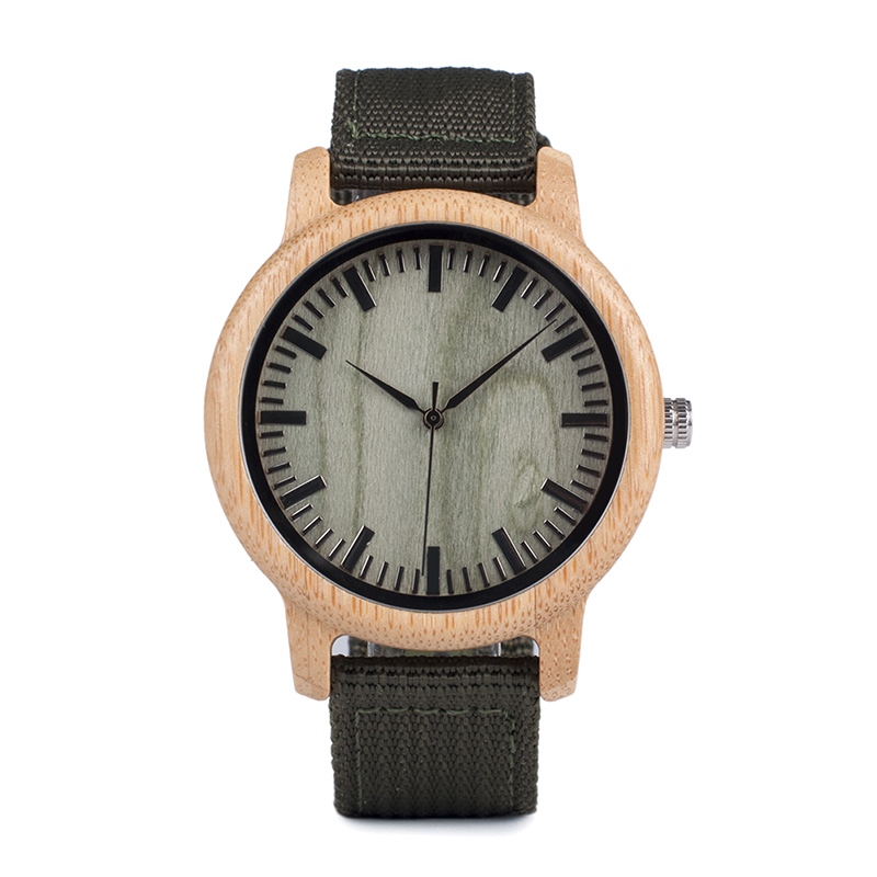 Green Face relojes Popular 11