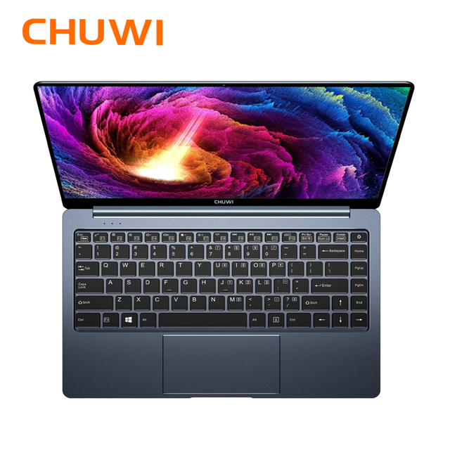 Original CHUWI LapBook Pro 14 Inch Quad Core Windows10 intel Gemini-Lake, N4100 4GB RAM 64GB ROM Micro HDMI 2.0 Laptop