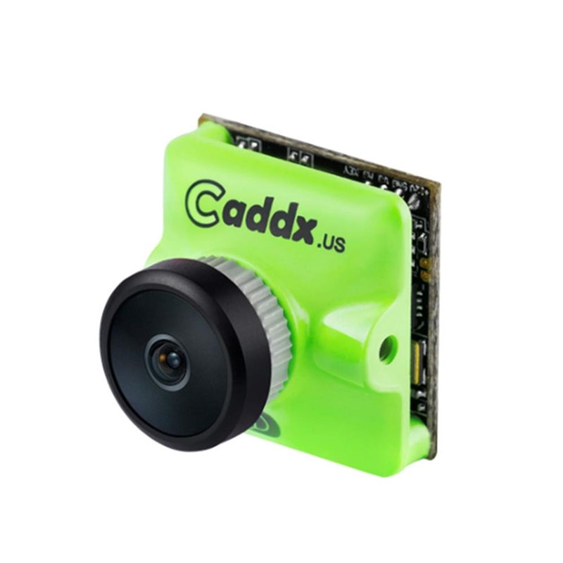 Caddx Turbo Micro SDR2 1/2.8 2.1mm 1200TVL Low Latency WDR 16:9/4:3 Mini FPV Camera For RC Models Racing Dron Quadcopter