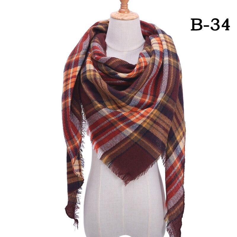 Бандана палантин платок на шею шарф зимний Дизайнер трикотажные весна-зима женщины шарф плед теплые кашемировые шарфы платки люксовый бренд шеи бандана пашмина леди обернуть