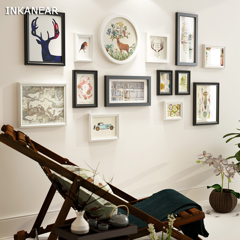 Buy large wall picture frames for living room and get free shipping ...