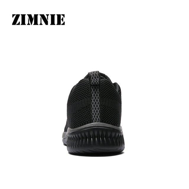ZIMNIE Men Running Shoes Sneakers For Men Comfortable Sport Shoes Men Trend Lightweight Walking Shoes Breathable Zapatillas 2