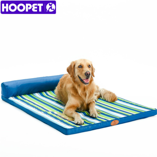 HOOPET All Seasons Pillow Top Orthopedic Couch Style Pet Sofa Bed for Large Dogs and Cats