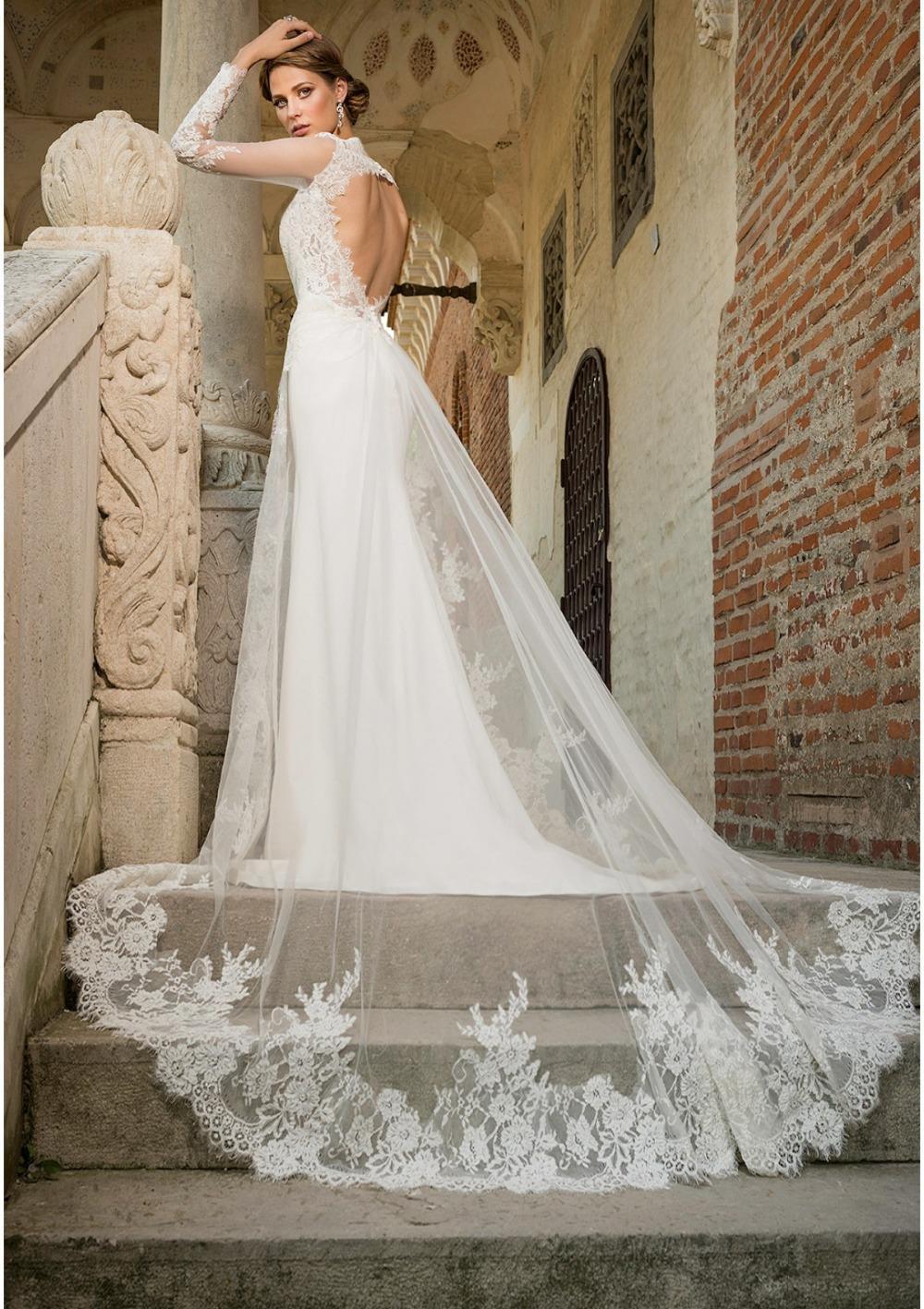 342df2012 Vestidos de novia con cola larga – Vestidos baratos