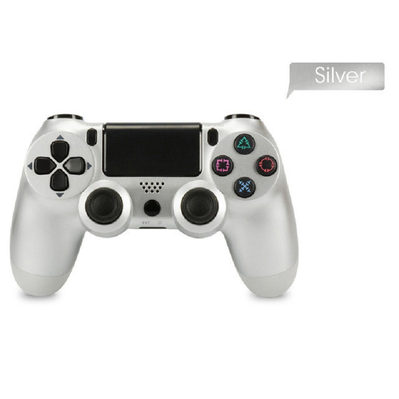 Bluetooth Wireless Controller For PlayStation 4 Wireless Dual Shock Vibration Joystick Gamepads ForFor Sony PS4Bluetooth Wireless Controller For PlayStation 4 Wireless Dual Shock Vibration Joystick Gamepads ForFor Sony PS4