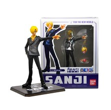 Anime Dolls One Piece Sanji PVC Action Figure Toys