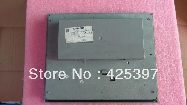 HMI 6AV6646-0AA21-2AX0 A segunda mão e original com boa qualidade 100% testado ok garantia 120 dias