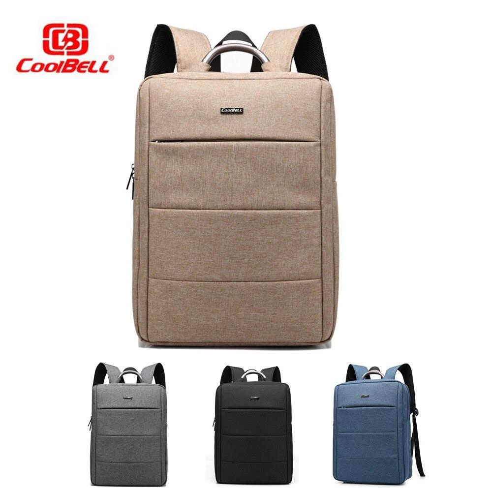 Notebook samsung kualitas - Kualitas Tinggi 15 6 Inch Tas Laptop Ransel Tahan Air Nilon Tas Travel Komputer Untuk Apple Macbook