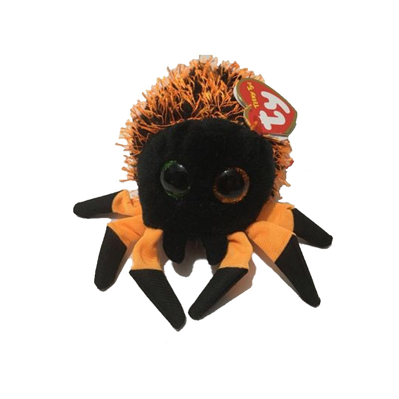 Toys & Hobbies Flight Tracker Ty Teeny Tys Set 4&10cm New Two Spiders Giraffe Turtle Fox Tiger Seal Penguin Dog Leopard Owl Stackable Plush Doll Toy With Clearance Price