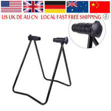 Bike Repair Stand Bicycle Bracket Repair Maintenance Floor Stand Display Rack Parking Holder Folding For Cycling Repair Stands
