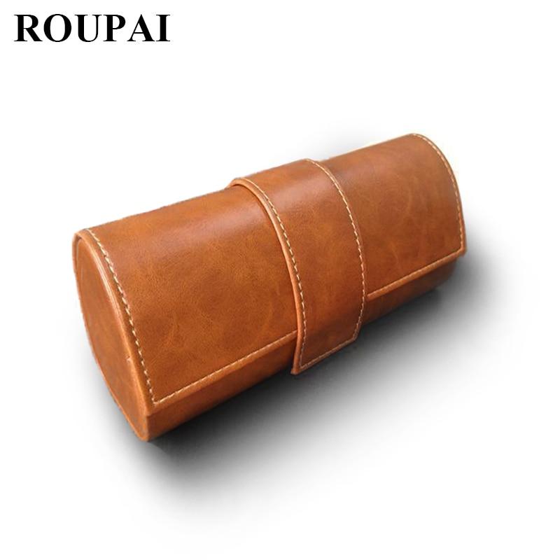 Висококвалитетна кожна торбица за - Одевни прибор