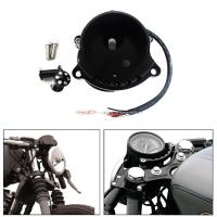 Café Gauge Re Locator LED Indicator Lights Set For 1995 2013 Harley Davidson Sportster XL Models(exc. XL1200X)