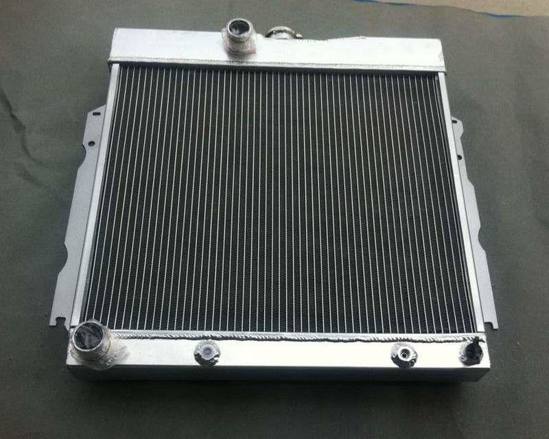 US $128 0 |New aluminum radiator 3 row 1963 1969 for Plymouth  Valient/Station Wagon FIit Dodge V8 63 64 65 66 67 68 69-in Oil Coolers  from Automobiles