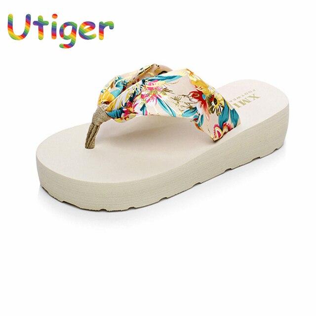 5c83222804 Crianças Menina Da Praia do Verão Chinelo Sandálias estilo Bohemian  Princesa Meninas Sapatos de Bebê Chinelos