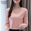 fashion womens tops and <font><b>blouses</b></font> 2018 women chiffon <font><b>blouse</b></font> <font><b>shirt</b></font> long sleeve clothes office <font><b>blouse</b></font> women <font><b>shirts</b></font> blusas 1658 50