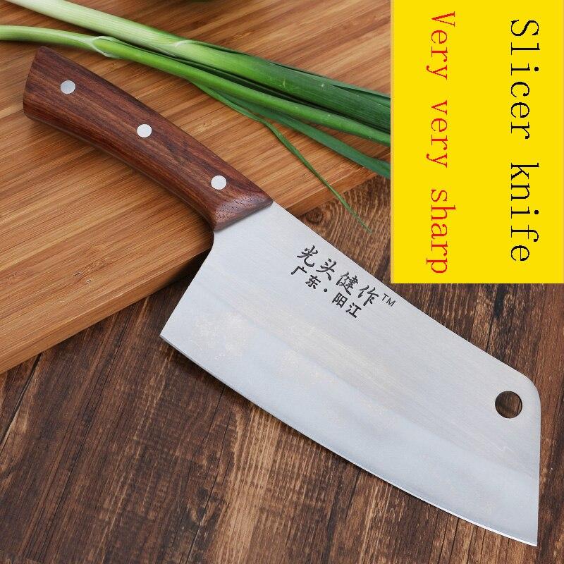 Нож шеф-повара LDZ 4Cr13MoV из нержавеющей стали, острые японские кухонные ножи для мяса, фруктов, овощей, Cuter, инструменты для приготовления пищи