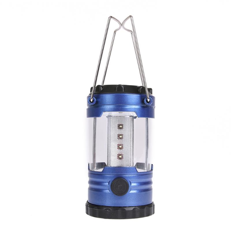 12 LED Portable Lantern Emergency Lantern Light Outdoor Waterproof Camping Hiking Fishing Mountaineer Light Lamp With Compass