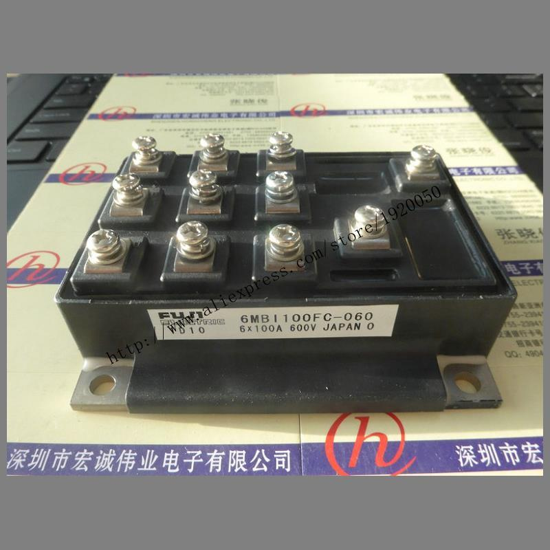 6MBI100FC-060  module special sales Welcome to order ! new in stock 6mbi100fc 060