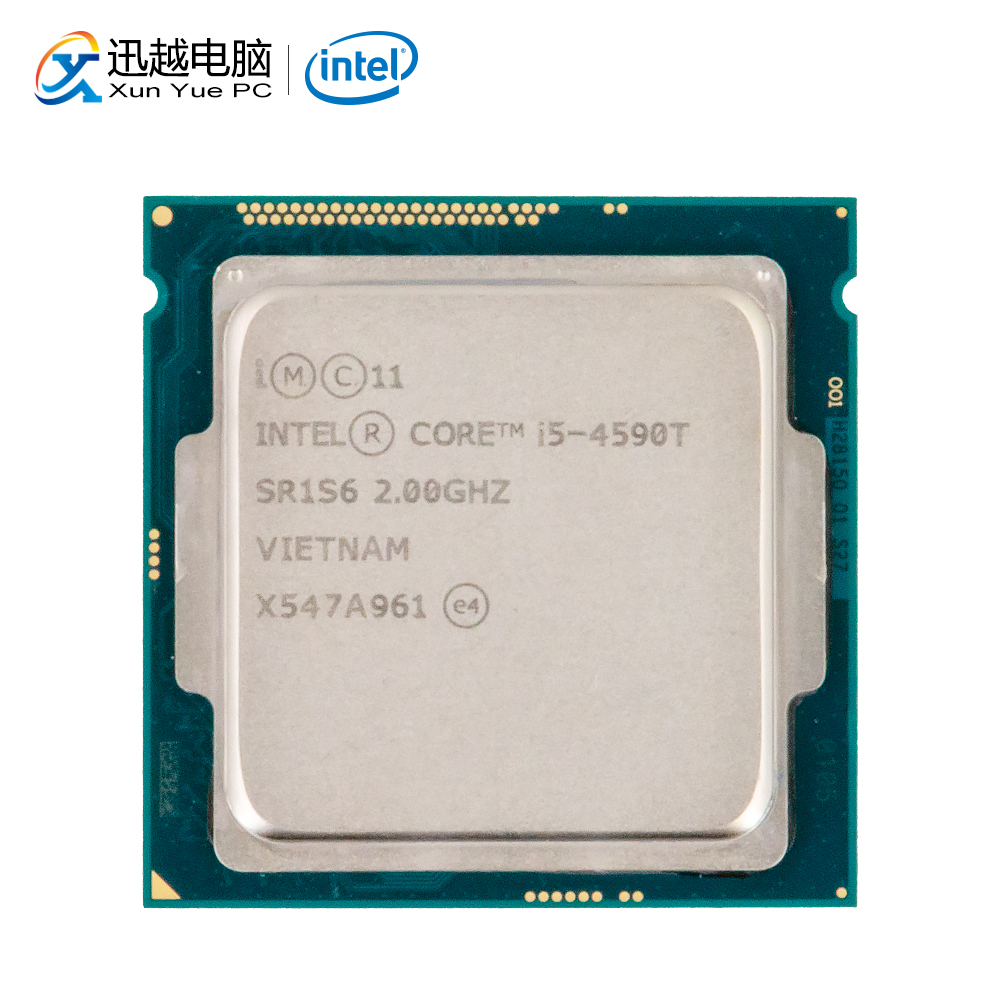 Intel Core I5-4590T Desktop Processor I5 4590T Quad-Core 2.0GHz 6MB L3 Cache LGA 1150 Server Used CPU