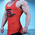 Body Enginess Fitness Men Sleeveless Bodybuilding Tights Sexy Casual Racerback Undershirts Stringer Singlet Vest Tank Top
