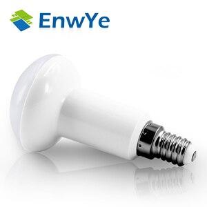 Image 4 - EnwYe R39 R50 R63 LAMPE À LED E14 E27 Base AMPOULE LED 4W 6W 9W 12W PARAPLUIE À led ampoule chaud froid Lumière led Blanche AC220V 230V 240V